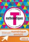 Manuel numérique Mathématiques Barbazo Tle S spécifique - Licence enrichie élève - éd. 2016