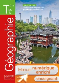 Manuel numérique Géographie Tle ES/L - Licence enrichie enseignant - éd. 2016
