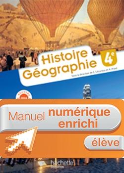 Histoire - Géographie 4e - Manuel numérique élève