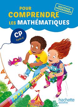 Pour comprendre les mathématiques CP - Fichier numérique simple enseignant - Ed. 2016