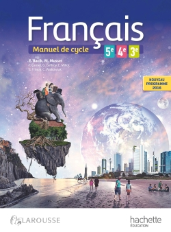 Français 5e - 4e - 3e (cycle 4)