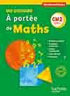 Le Nouvel A portée de maths CM2 - Manuel numérique simple élève - Ed. 2016