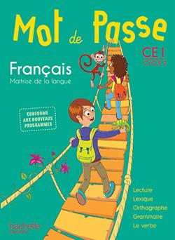 Mot de Passe Français CE1 - Manuel numérique simple élève - Ed. 2016
