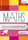 Ressources et Pratiques Maths Terminale Bac Pro Tertiaire (C) - Manuel numérique élève - Ed. 2016
