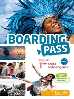 Boarding Pass Terminale séries technologiques - eWorkbook licence élève - Ed. 2016