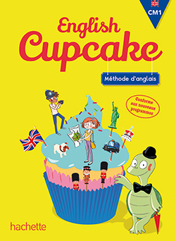 Anglais CM1 - Collection English Cupcake - Manuel numérique enrichi version élève - Ed. 2016