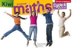 Kiwi mathématiques cycle 4 / 5e, 4e, 3e - Livre élève - éd. 2016