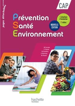 Prévention Santé Environnement CAP - Livre élève - Ed. 2016