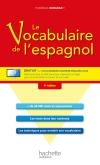 Le vocabulaire de l'espagnol + CD