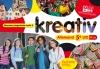 Kreativ allemand cycle 4 / 5e LV2 - Livre élève - éd. 2016