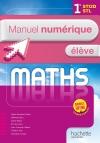 Mathématiques 1res STI2D - STL - Manuel numérique élève simple - Éd. 2016