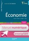 En situation Économie Terminale STMG - Manuel numérique enseignant simple Éd. 2016