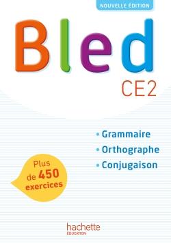 Bled CE2 - Manuel numérique simple version élève - Edition 2017