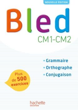 Bled CM1-CM2 - Manuel numérique simple version élève - Edition 2017