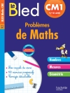 Cahier Bled - Problèmes De Maths Cm1