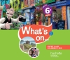 What's on... anglais cycle 3 / 6e - Coffret CD/DVD classe - éd. 2017