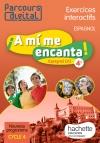 Parcours digital A mi me encanta espagnol cycle 4 / 4e LV2 - éd. 2017
