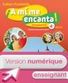Version numérique enseignants cahier d'activités A mi me encanta espagnol cycle 4/ 4e LV2 - éd. 2017