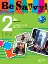 Be savvy! 2de Bac Pro - Livre élève - Ed.2009