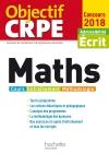 Objectif CRPE Maths - 2018