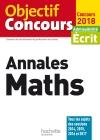 Objectif CRPE Annales Maths