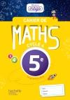 Cahier de maths Mission Indigo 5e - éd. 2017
