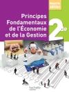 Principes Fondamentaux de l'Economie et de la Gestion (PFEG) 2de - Livre élève - Ed. 2017