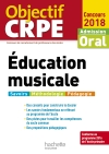Objectif CRPE Éducation musicale 2018