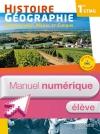 Histoire - Géographie - EMC 1re STMG - Manuel numérique élève - Ed. 2017