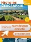 Histoire - Géographie - EMC 1re STMG - Manuel numérique enseignant - Ed. 2017