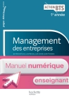 Action BTS Management des entreprises BTS 1re année - Manuel numérique enseignant - Ed. 2017