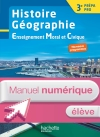 Histoire - Géographie - EMC 3e Prépa-Pro - Manuel numérique élève - Ed. 2017