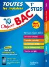Objectif Bac - Toutes les matières - Term STI2D Bac 2018