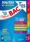 Objectif Bac 2018 - Toutes Les Matieres Term ES