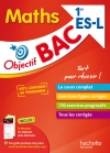 Objectif Bac - Maths 1ères ES/L