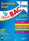 Objectif Bac - Économie-Droit Term STMG