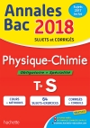 Annales Bac 2018 - Physique Chimie Term S