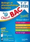 Objectif Bac - Biologie et physiopathologie humaines 1re et Term ST2Se ST2S