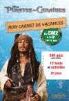 Mon carnet de vacances Pirates des Caraïbes du CM2 à la 6e