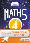 Manuel numérique Mission Indigo maths cycle 4 / 5e, 4e, 3e - Licence enrichie élève - éd. 2017