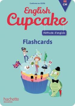Anglais CM - Collection English Cupcake - Flashcards - Ed. 2018