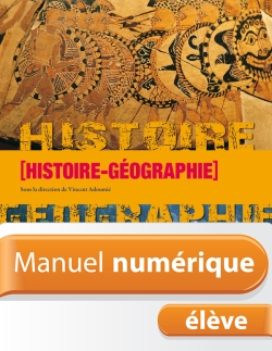 Manuel numérique Histoire-Géographie 6e - Licence élève - ed. 2009