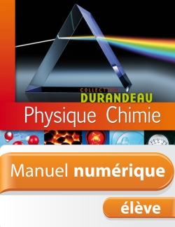 Manuel numérique Physique-Chimie 4e - Licence élève - éd. 2007