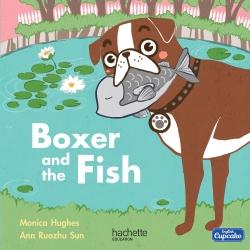 Anglais CM - English Cupcake - Album 1 Boxer and the fish numérique - Ed. 2016