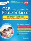 Sujets Corrigés 2019 CAP Accompagnant éducatif Petite Enfance
