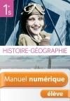Manuel numérique Histoire Géographie 1re S - Licence élève - Edition 2015