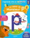 Le cahier de monsieur p Niv. 4