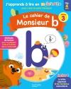 Le cahier de monsieur b Niv. 3