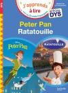 Peter Pan/Ratatouille - Lectures Disney Spéciales DYS
