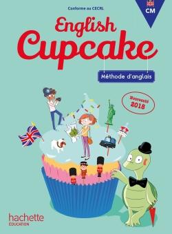 Anglais CM - Collection English Cupcake - Manuel numérique enrichi élève - Ed. 2018